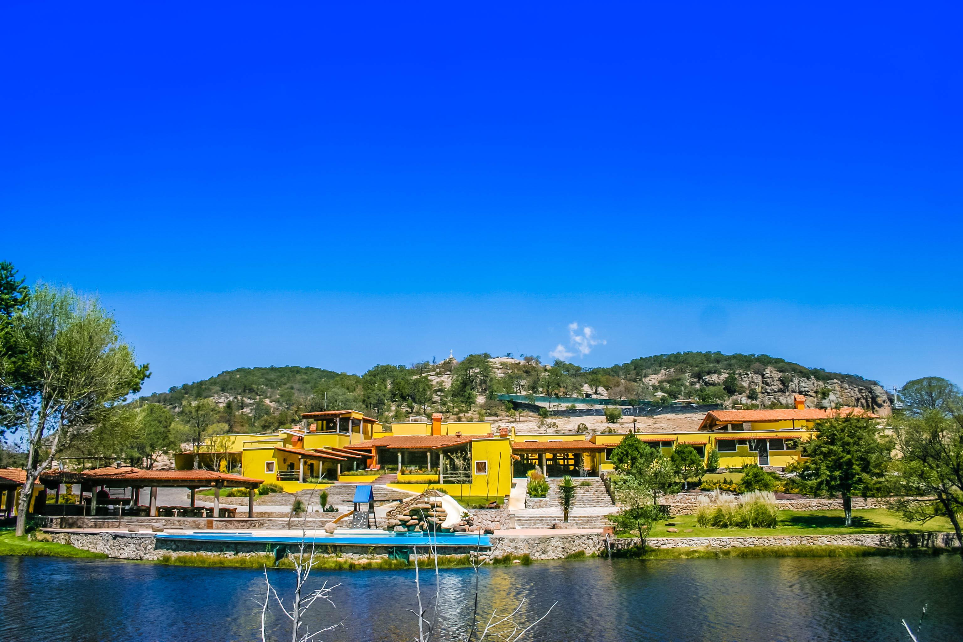 hotel boutique rancho bernalejo