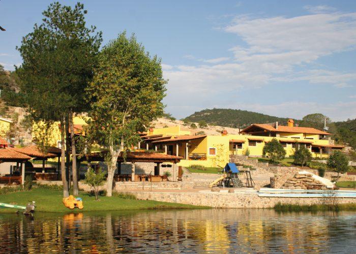 casa de rancho bernalejo